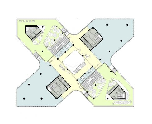 Medview Regenerative Medicine Innovation Center Guangzhou building plan
