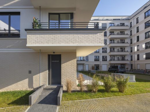 Mulberry Yards Housing Complex Berlin