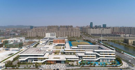 Ningbo Hanvos School Zhenhai District China
