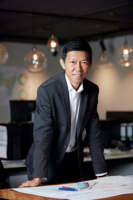 Paul Ng LWK + PARTNERS Architects Director