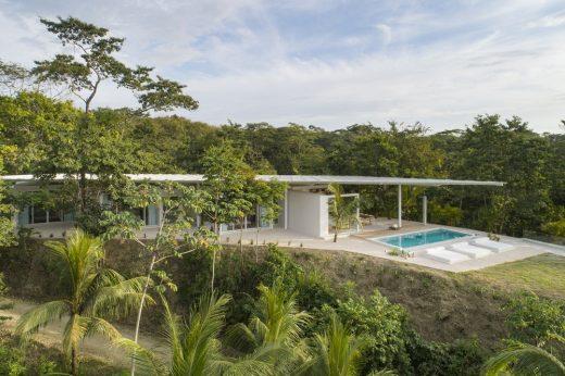Santiago Hills Villa in Santa Teresa Costa Rica