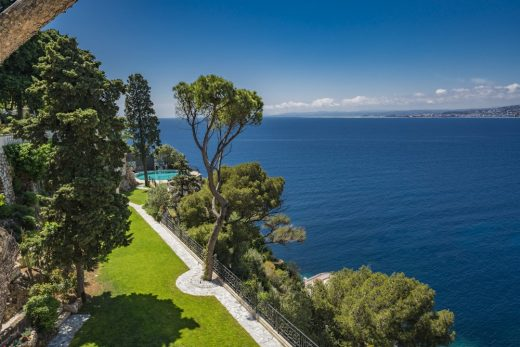 Sir Sean Connery's Villa in Nice, South of France