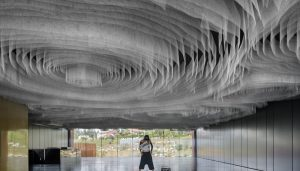 Suspended Matter Box in Felgueiras, Porto by MMVarquitectos