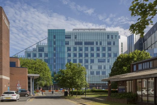 The Clatterbridge Cancer Centre, Aintree University Hospital Liverpool