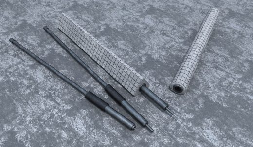The Drafting Instrument: TDI, drawing tool concrete