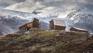 Tungestolen Hiking Cabin Luster Norway