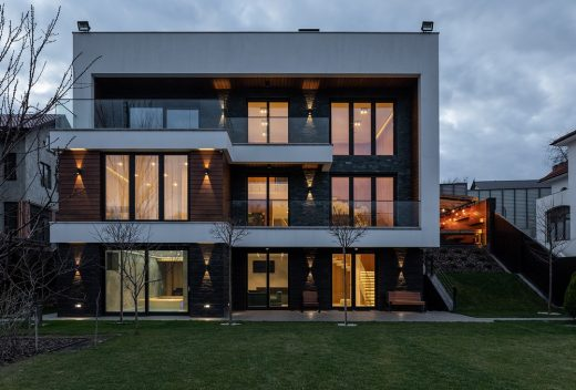 Vatra House Kyiv Ukraine architecture news