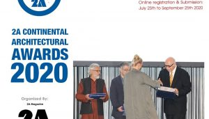 2A Continental Architectural Awards in 2020