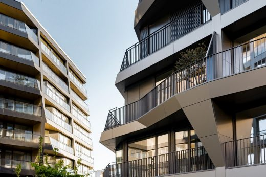 Charlie Living Berlin Friedrichstadt by GRAFT