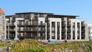 Cliff Edge Apartments in Newquay, Cornwall