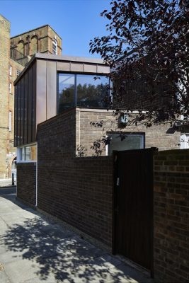 Copper Clad Extension Bethnal Green
