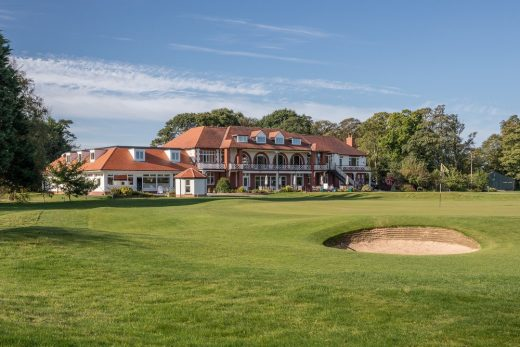 Fairhaven Golf Course Clubhouse Lytham Saint Annes