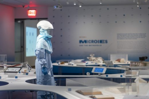 Germ City: Microbes and the Metropolis, NYC