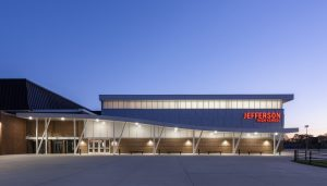 Jefferson High School Natatorium Lafayette IN