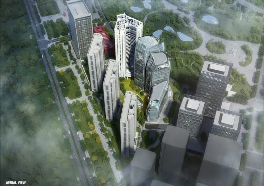 Jilin Financial Centre Commercial Complex
