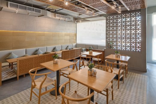 Kraz Restaurant in Sharjah H2R Design