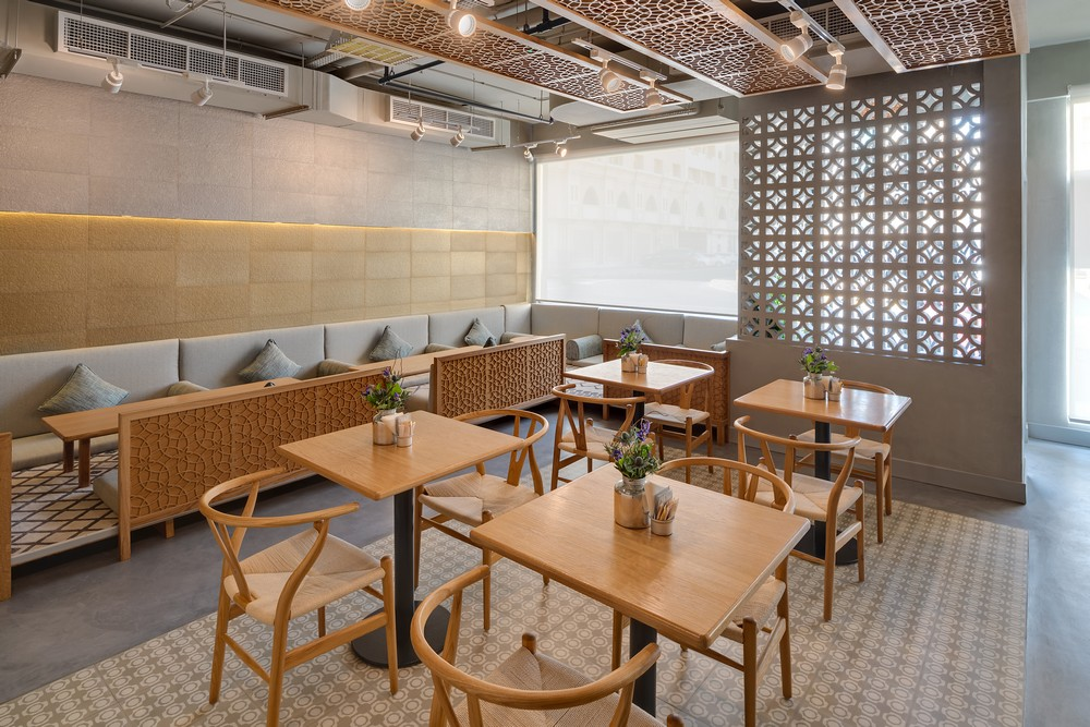 Kraz Restaurant Sharjah Uae E Architect