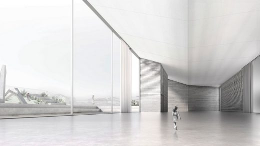 MUPAC - Museum of Prehistory and Archaeology of Cantabria interior design