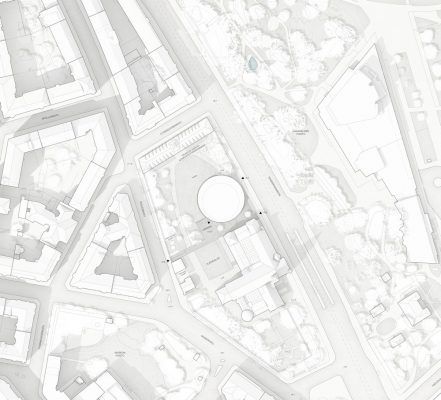 National Museum of Finland Extension, Helsinki building layout