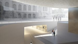 Atlas New Architecture Design Museum Helsinki building by JKMM Architects