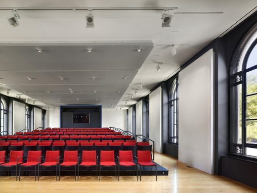 Perelman Auditorium at Philadelphia Museum of Art