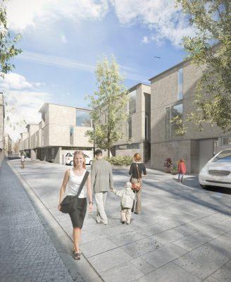 Scottish Housing Development in St Andrews