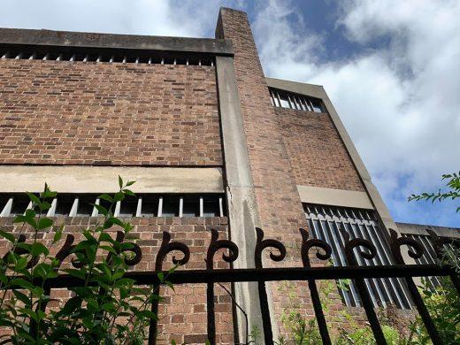St Charles Borromeo Church Glasgow building