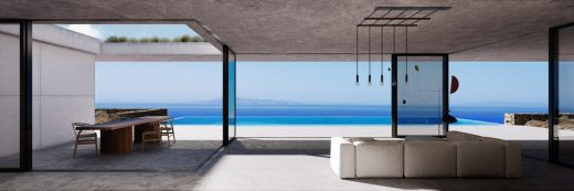 Summer Houses in Andros, Greek Cyclades