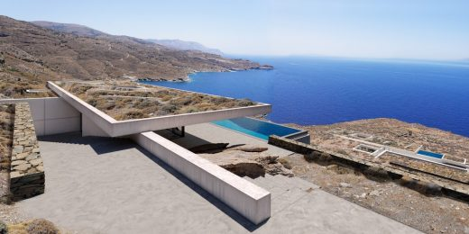 Summer Houses in Andros, Cyclades