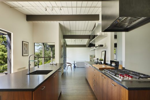 The Starling's Nest House in Seattle design by Rerucha Studio