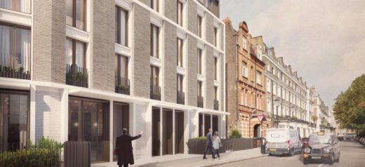 Thurloe Bridge properties South Kensington London