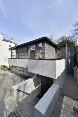 Thurlow Road House Hampstead London