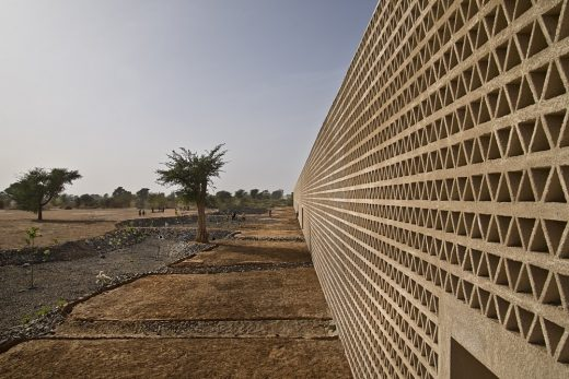 University of Bambey Building, Diourbel, Senegal