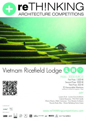 Vietnam Ricefield Lodge Architecture Competition