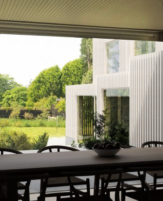Walter Segal house extension North London