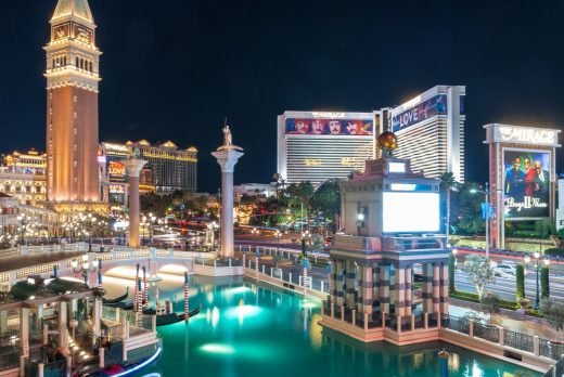 What's behind Vegas' architecture?