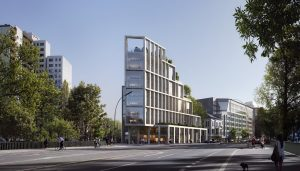 Berlin Hyp Bank HQ Germany