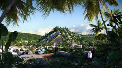 BiodiverCity Masterplan Penang South Islands