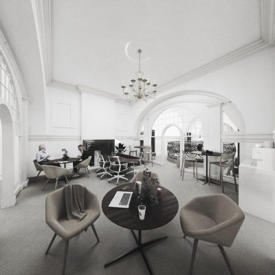 British Academy London Refurbishment