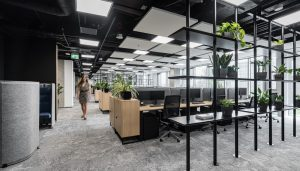 Chep Polska Sustainable Office Warsaw