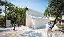 Apostle Peter and St Helen the Martyr Chapel Cyprus Architecture News