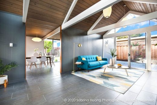 Foster City Affordable Eichler CA