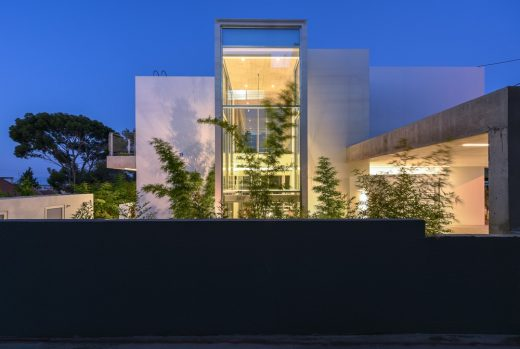 Contemporary Garden House Nicosia