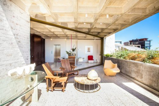Ilkley Crescent Sea Point Cape Town apartment interior