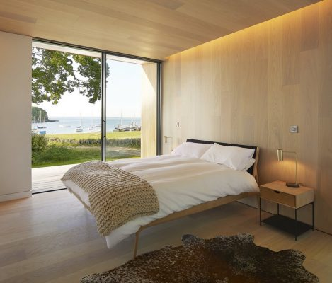 Island Rest Isle of Wight property bedroom