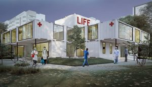 Life CMF Primary Healthcare Building New Delhi