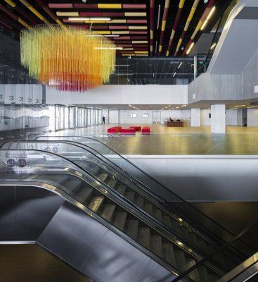 Lima Convention Centre Peru LCC building