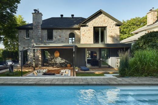 Maison Ave Courcelette House Outremont Montreal