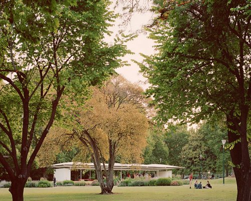 MPavilion: Encounters with Design and Architecture - building
