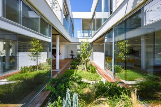 The Garden House in the City - Nicosia property greenery